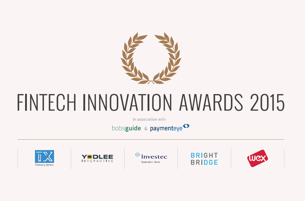 The State of Fintech in 2015 – Fintech Innovation Awards