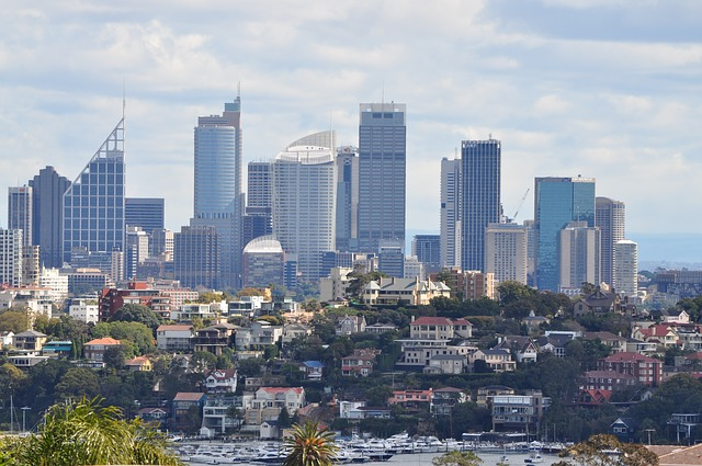 Comparing The Cost Of Living In Major World Cities - Sydney Australia