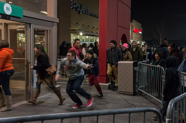 Why Black Friday Is Starting Early This Year! - Image By Powhusku