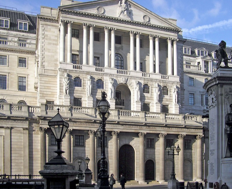 Bank of England Reveals Why We're Printing More Money But Spending Less Cash