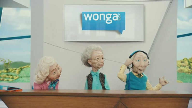 Quick cash with a catch – navigating Wonga's collapse