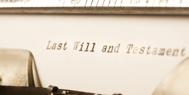 Personal Finance Basics: Drawing up Your Will